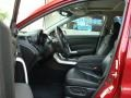 2008 Moroccan Red Pearl Acura RDX Technology  photo #7