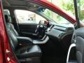 2008 Moroccan Red Pearl Acura RDX Technology  photo #8