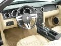 2007 Black Ford Mustang V6 Premium Convertible  photo #13