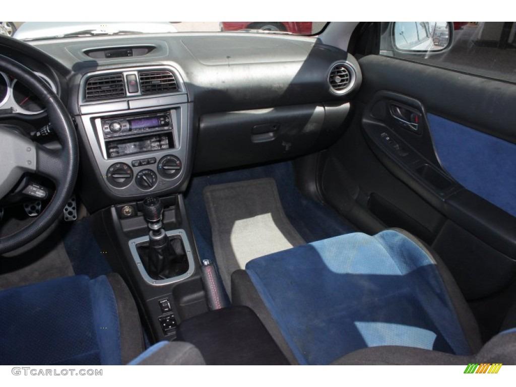 blue ecsaine black interior 2004 subaru impreza wrx sti photo 51075272 gtcarlot com gtcarlot com