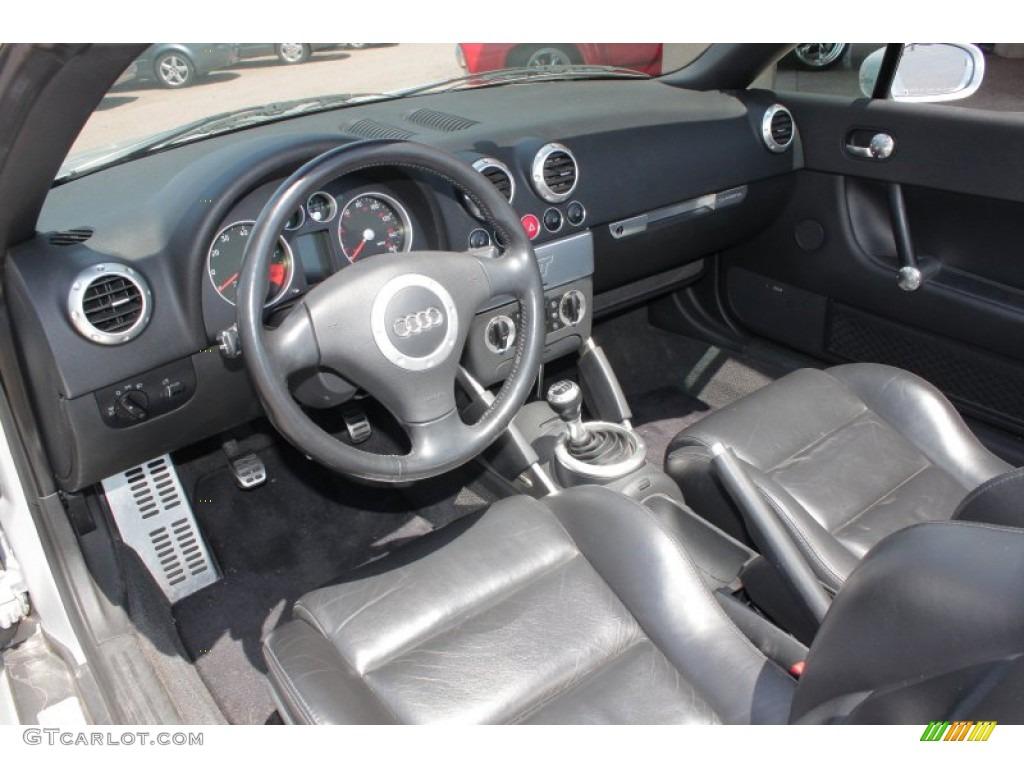 2001 Audi Tt 1 8t Quattro Roadster Interior Photo 51075425