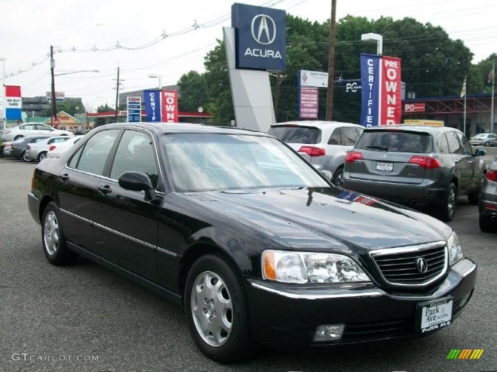 2000 nighthawk black pearl acura rl 3 5 sedan 51079556 car color galleries. Black Bedroom Furniture Sets. Home Design Ideas