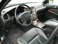 Ebony 2000 Acura RL Interiors