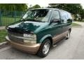 2002 Dark Forest Green Metallic Chevrolet Astro LT AWD  photo #1