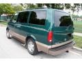 2002 Dark Forest Green Metallic Chevrolet Astro LT AWD  photo #6