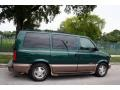 2002 Dark Forest Green Metallic Chevrolet Astro LT AWD  photo #8
