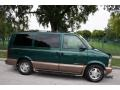 2002 Dark Forest Green Metallic Chevrolet Astro LT AWD  photo #9