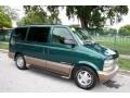 2002 Dark Forest Green Metallic Chevrolet Astro LT AWD  photo #10