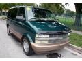 2002 Dark Forest Green Metallic Chevrolet Astro LT AWD  photo #12