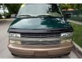 2002 Dark Forest Green Metallic Chevrolet Astro LT AWD  photo #13
