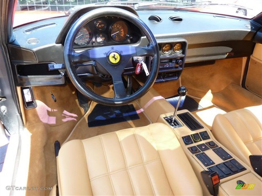 1986 Ferrari 328 Gts Interior Photo 51082610