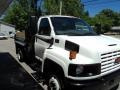2004 Summit White Chevrolet C Series Kodiak C4500 Regular Cab Dump Truck  photo #4