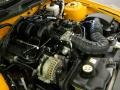 2007 Grabber Orange Ford Mustang V6 Deluxe Coupe  photo #15
