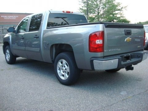 2009 chevrolet silverado 1500 lt xfe crew cab data info. Black Bedroom Furniture Sets. Home Design Ideas
