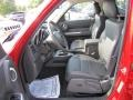 Dark Slate Gray/Red 2011 Dodge Nitro Interiors