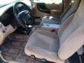 Medium Graphite 2000 Ford Ranger Interiors