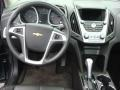 Jet Black Dashboard Photo for 2010 Chevrolet Equinox #51136193