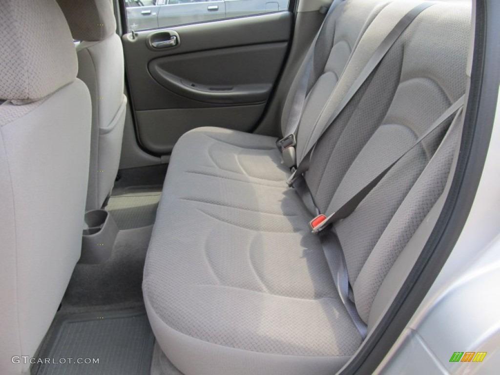 2004 Chrysler Sebring Lxi Sedan Interior Color Photos