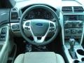 Medium Light Stone Dashboard Photo for 2011 Ford Explorer #51142820