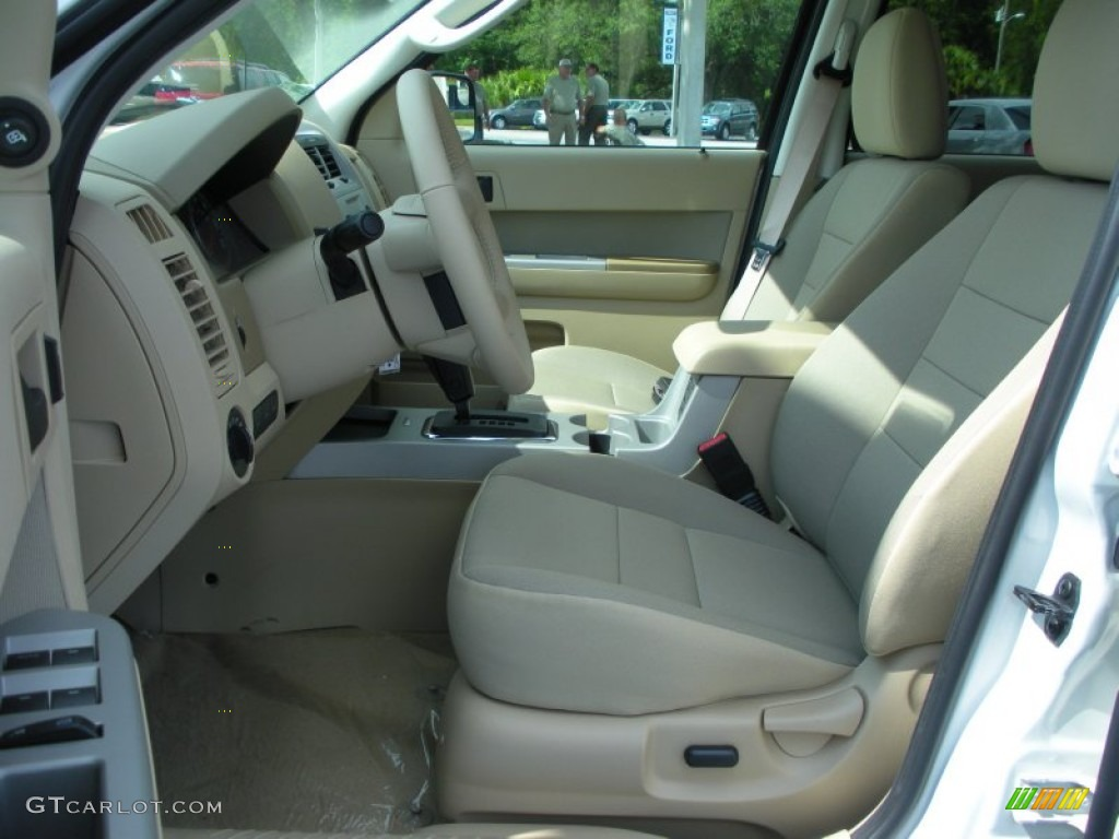 camel interior 2012 ford escape xlt v6 photo 51142973. Black Bedroom Furniture Sets. Home Design Ideas