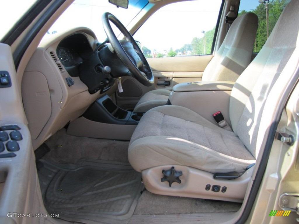 medium prairie tan interior 1999 ford explorer xlt photo 51156764