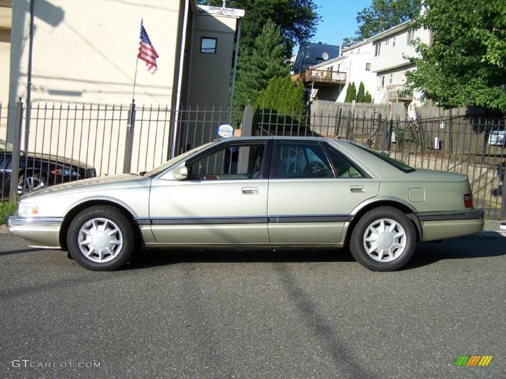 Sage Metallic 1997 Cadillac Seville Sls Exterior Photo 51166248 Gtcarlot Com