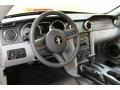 Charcoal Black/Dove Dashboard Photo for 2008 Ford Mustang #51168411