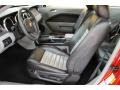 Charcoal Black/Dove Interior Photo for 2008 Ford Mustang #51168480