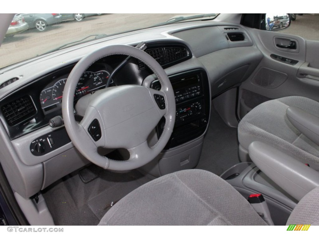 Medium graphite interior 2000 ford windstar se photo 51174291