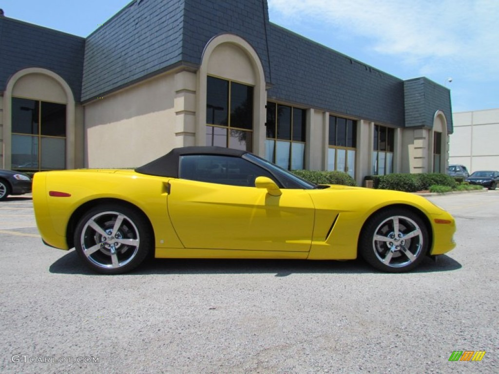 2008 Chevrolet Corvette Convertible Review