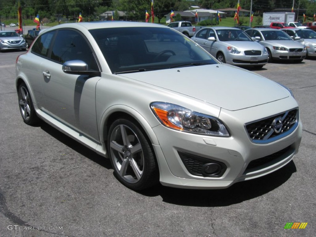 2011 cosmic white metallic volvo c30 t5 r design 51133994 photo 4 car color. Black Bedroom Furniture Sets. Home Design Ideas
