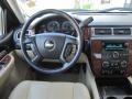 Light Cashmere/Ebony Accents Dashboard Photo for 2008 Chevrolet Silverado 1500 #51186669