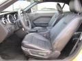 Black 2006 Ford Mustang Interiors
