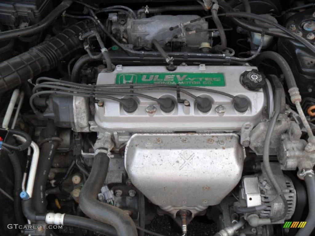 2000 Honda Accord Se Sedan 2 3l Sohc 16v Vtec 4 Cylinder Engine Photo 51188004
