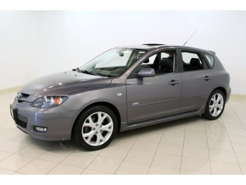 2007 mazda mazda3 s grand touring hatchback data info and specs. Black Bedroom Furniture Sets. Home Design Ideas