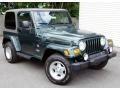 Shale Green Metallic 2003 Jeep Wrangler Gallery