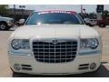 2008 Stone White Chrysler 300 C HEMI  photo #2