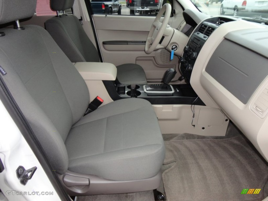 2008 Ford Escape Xls Stone Interior 2010 Ford Escape XLS Photo #51196060 | GTCarLot.com