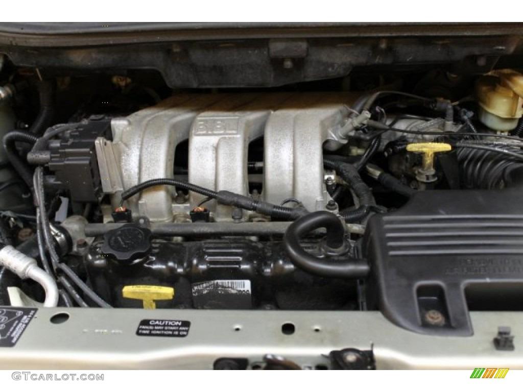 2000 Dodge Grand Caravan Le 3 8 Liter Ohv 12