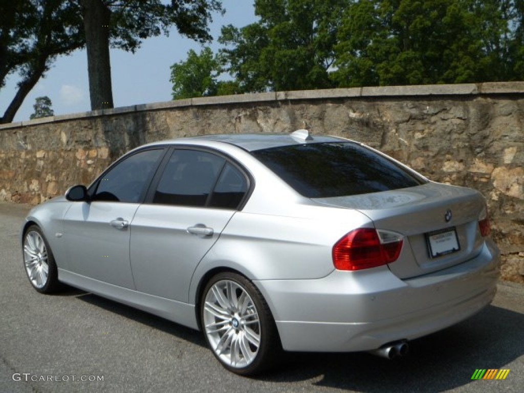 2008 Bmw 3 Series 328i Sedan Custom Wheels Photo 51214106 Gtcarlot Com