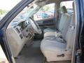 2007 Dodge Ram 1500 Khaki Beige Interior Interior Photo