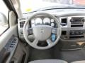 2007 Dodge Ram 1500 Khaki Beige Interior Dashboard Photo