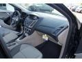 2012 Tuxedo Black Metallic Ford Focus SE 5-Door  photo #14