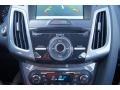 2012 White Platinum Tricoat Metallic Ford Focus Titanium 5-Door  photo #33