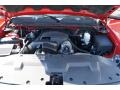 2009 Victory Red Chevrolet Silverado 1500 LT XFE Crew Cab  photo #16