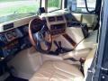 1999 H1 Wagon SandStorm/Black Interior