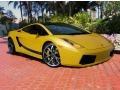 Giallo Midas (Pearl Yellow) - Gallardo Coupe Photo No. 1