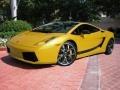 Giallo Midas (Pearl Yellow) - Gallardo Coupe Photo No. 3