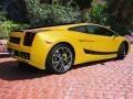 Giallo Midas (Pearl Yellow) - Gallardo Coupe Photo No. 4