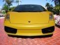 Giallo Midas (Pearl Yellow) - Gallardo Coupe Photo No. 7